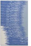rug #1185959 |  blue stripes rug