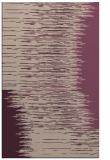 rug #1186075 |  pink stripes rug