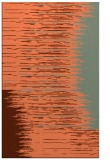 rug #1186131 |  red-orange abstract rug