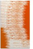 rug #1186195 |  red-orange rug
