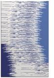 rug #1186207 |  blue abstract rug