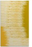 rug #1186227    yellow abstract rug