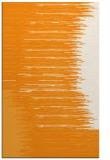 rug #1186271    light-orange abstract rug