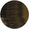 rug #1186299   round black stripes rug