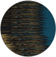 rug #1186307 | round black abstract rug