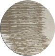 rug #1186439 | round white abstract rug