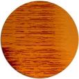 rug #1186487 | round red-orange rug