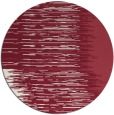 rug #1186507 | round pink abstract rug