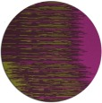 rug #1186523 | round purple stripes rug
