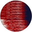 rug #1186535 | round red stripes rug
