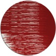rug #1186543 | round red abstract rug