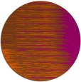 rug #1186559 | round red-orange abstract rug