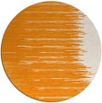 rug #1186639 | round light-orange stripes rug