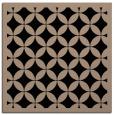 rug #119157 | square black borders rug