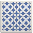 rug #119185 | square blue borders rug