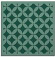 rug #119203 | square circles rug