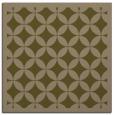 rug #119265 | square brown borders rug