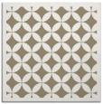 rug #119285 | square mid-brown borders rug