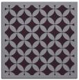 rug #119381 | square purple borders rug
