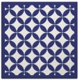 rug #119425   square white traditional rug