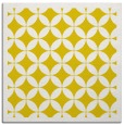 rug #119445 | square yellow borders rug