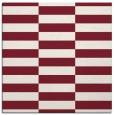 rug #1194607 | square pink check rug