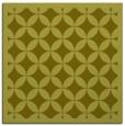 rug #119465 | square light-green popular rug