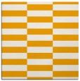 rug #1194731 | square light-orange graphic rug