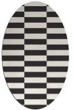 rug #1194750   oval check rug