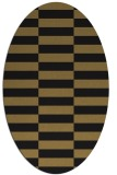 rug #1194772 | oval graphic rug
