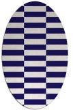 rug #1194846   oval check rug