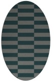 rug #1194876 | oval graphic rug