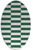 rug #1194879   oval check rug