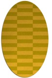 rug #1195065 | oval graphic rug