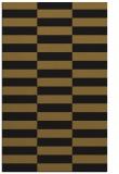 rug #1195131 |  mid-brown check rug
