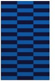 rug #1195143 |  blue check rug