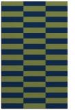 rug #1195155 |  blue check rug