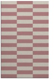 rug #1195235 |  pink graphic rug