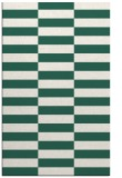 rug #1195247 |  blue-green graphic rug