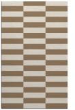 rug #1195271 |  beige check rug