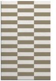 rug #1195275 |  mid-brown check rug