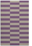 rug #1195299 |  purple check rug