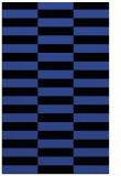 rug #1195315 |  black check rug