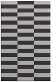 rug #1195335 |  orange check rug