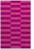 rug #1195339 |  pink check rug