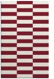 rug #1195343 |  pink check rug