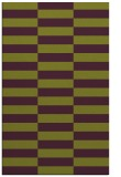 rug #1195359 |  purple check rug