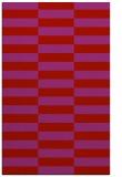 rug #1195383 |  red geometry rug