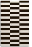 rug #1195415 |  brown check rug