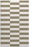 rug #1195427 |  beige check rug
